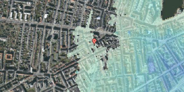 Stomflod og havvand på Brorsonsgade 9, 4. th, 1624 København V