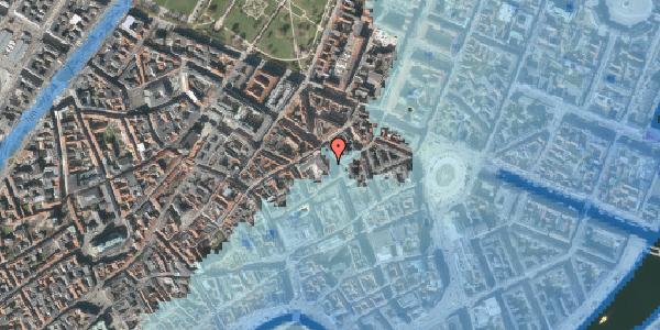 Stomflod og havvand på Gammel Mønt 5, 2. , 1117 København K
