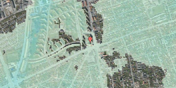 Stomflod og havvand på Hvidovrevej 336D, 2. th, 2650 Hvidovre