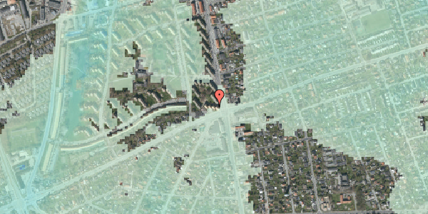 Stomflod og havvand på Hvidovrevej 336B, 2. th, 2650 Hvidovre