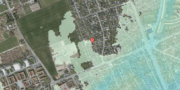 Stomflod og havvand på Hf. Dahlia 25, 2650 Hvidovre