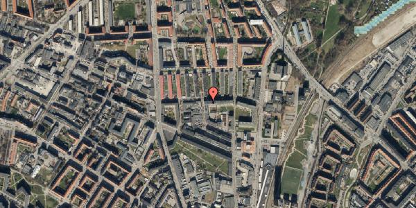 Stomflod og havvand på Bygmestervej 21A, 4. mf, 2400 København NV