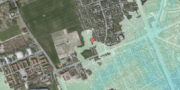 Stomflod og havvand på Hf. Dahlia 98, 2650 Hvidovre