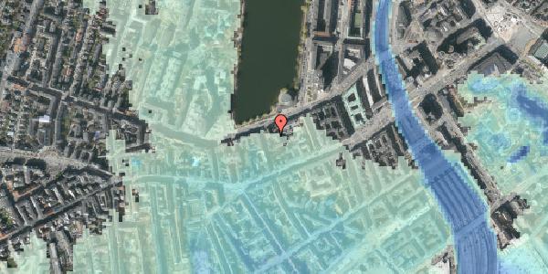 Stomflod og havvand på Gammel Kongevej 15B, 3. , 1610 København V