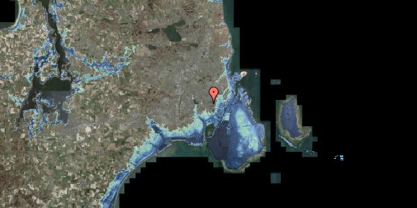 Stomflod og havvand på Roskildevej 33A, 4. 503, 2000 Frederiksberg