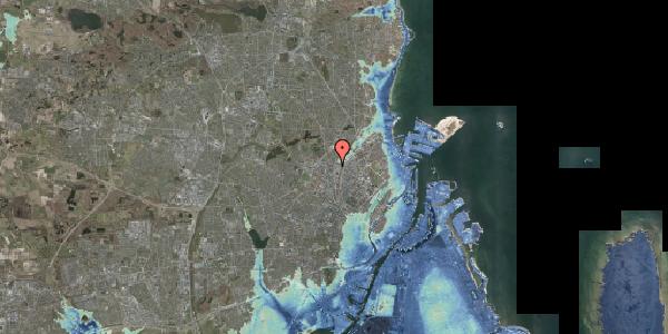 Stomflod og havvand på Bisiddervej 33, 5. th, 2400 København NV