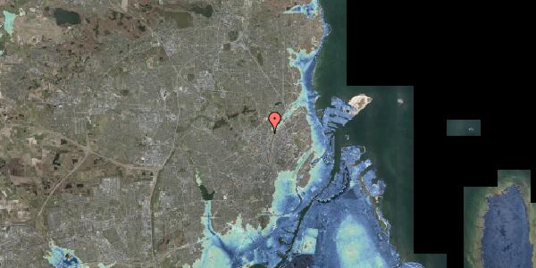 Stomflod og havvand på Bisiddervej 35, 2. th, 2400 København NV