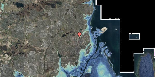 Stomflod og havvand på Bisiddervej 37, 2. th, 2400 København NV