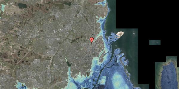 Stomflod og havvand på Bisiddervej 39, 4. th, 2400 København NV