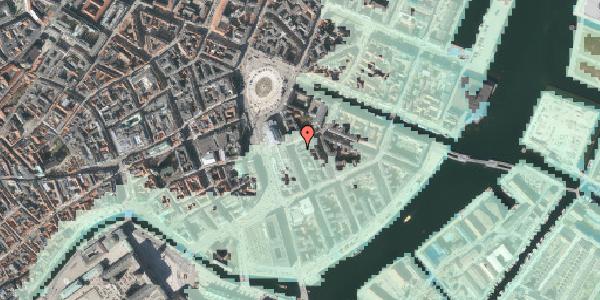 Stomflod og havvand på Tordenskjoldsgade 3, 3. 1, 1055 København K