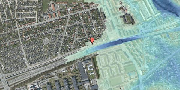 Stomflod og havvand på Allingvej 26, 2650 Hvidovre
