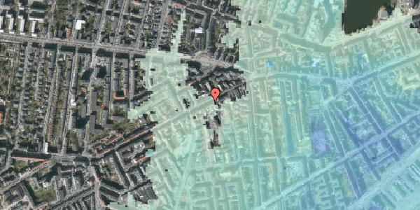 Stomflod og havvand på Vesterbrogade 91F, st. th, 1620 København V