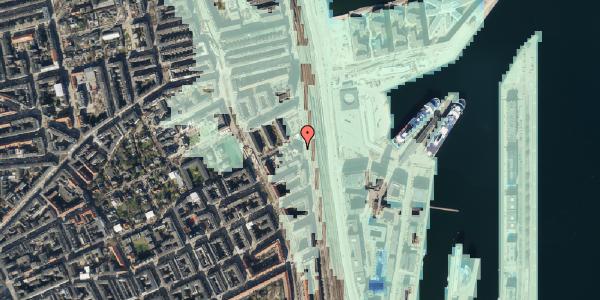 Stomflod og havvand på Østbanegade 89, st. , 2100 København Ø