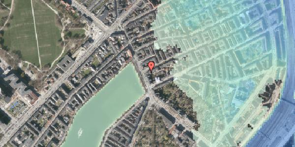 Stomflod og havvand på Willemoesgade 2, st. , 2100 København Ø