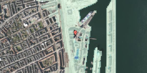 Stomflod og havvand på Amerika Plads 25C, 4. tv, 2100 København Ø