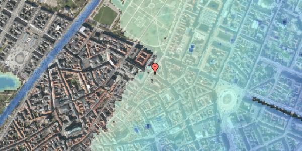 Stomflod og havvand på Møntergade 16, 1. , 1116 København K