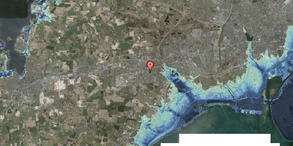 Stomflod og havvand på Høje Taastrup Vej 8D, 2630 Taastrup