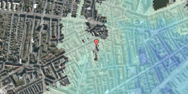 Stomflod og havvand på Vesterbrogade 95A, 1. , 1620 København V