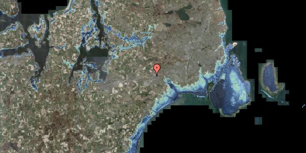 Stomflod og havvand på Øtoftegårdsvej 8, 2630 Taastrup