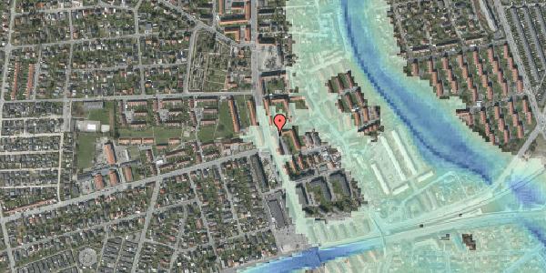Stomflod og havvand på Hvidovrevej 129, st. , 2650 Hvidovre