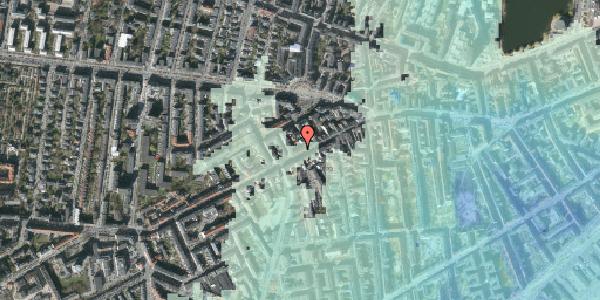 Stomflod og havvand på Vesterbrogade 102, 3. tv, 1620 København V