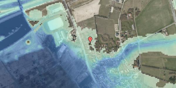 Stomflod og havvand på Bysvinget 15, 2625 Vallensbæk