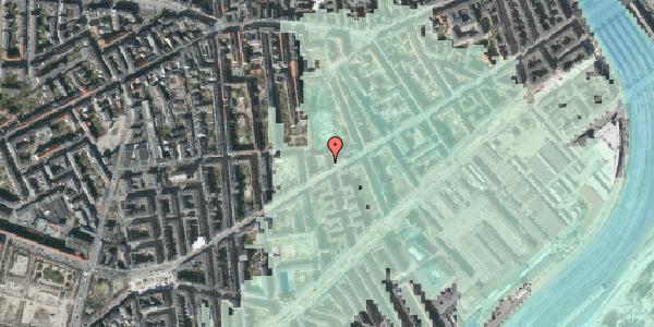 Stomflod og havvand på Istedgade 78, 2. th, 1650 København V