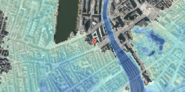 Stomflod og havvand på Trommesalen 3, 6. , 1614 København V
