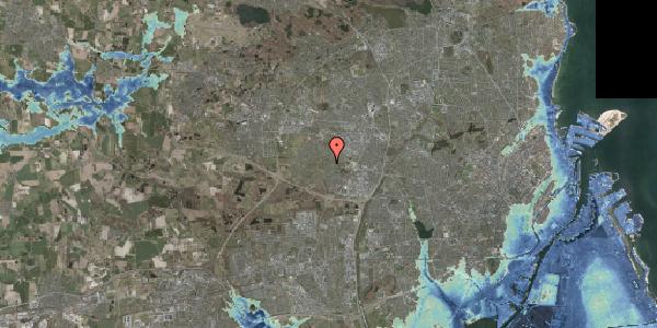 Stomflod og havvand på Vængedalen 927, 2600 Glostrup