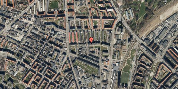 Stomflod og havvand på Bisiddervej 18, 2. th, 2400 København NV