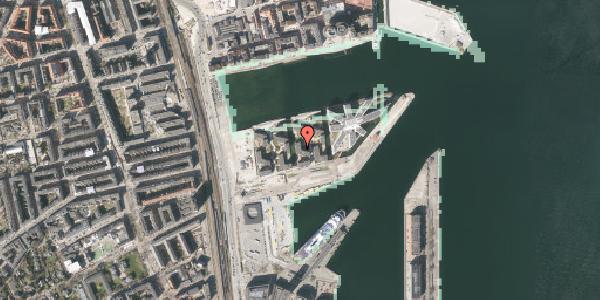 Stomflod og havvand på Marmorvej 25, 1. tv, 2100 København Ø