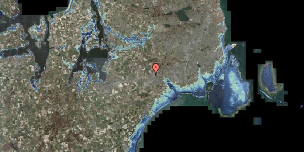 Stomflod og havvand på Helgeshøj Alle 67, 2630 Taastrup
