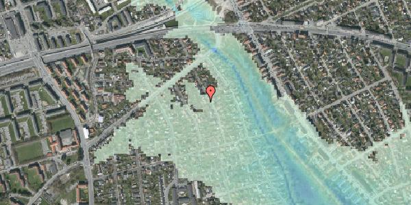 Stomflod og havvand på Birke Alle 12A, 2650 Hvidovre