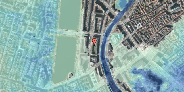 Stomflod og havvand på Nyropsgade 39, st. , 1602 København V