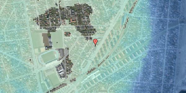 Stomflod og havvand på Gammel Køge Landevej 306H, 1. , 2650 Hvidovre