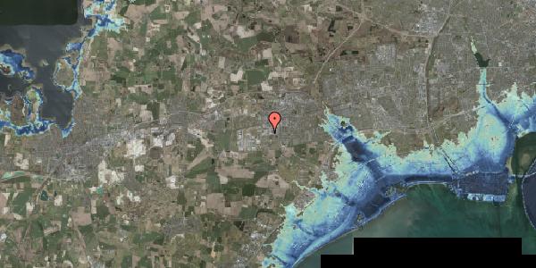 Stomflod og havvand på Oldenburg Alle 3, 2. , 2630 Taastrup
