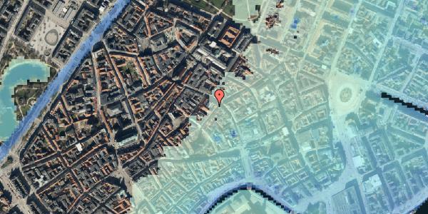 Stomflod og havvand på Valkendorfsgade 2, 4. , 1151 København K