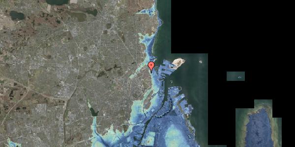 Stomflod og havvand på Nygårdsvej 25, 1. th, 2100 København Ø