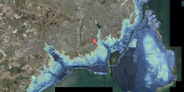 Stomflod og havvand på Hf. Kettehøj 35, 2650 Hvidovre