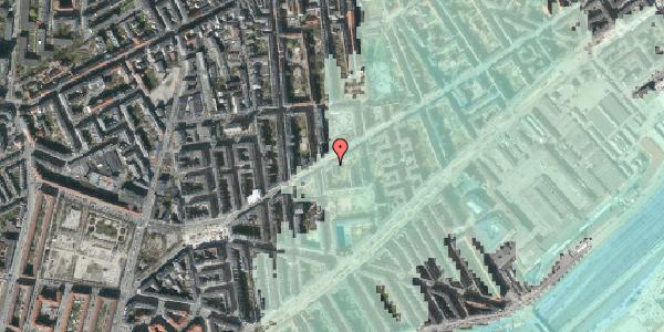 Stomflod og havvand på Istedgade 81, 1650 København V