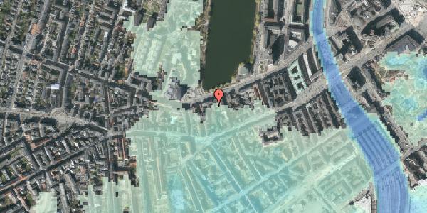 Stomflod og havvand på Gammel Kongevej 23B, 3. , 1610 København V