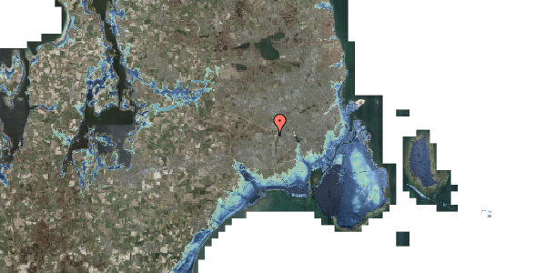 Stomflod og havvand på Bovneager 9, 2600 Glostrup