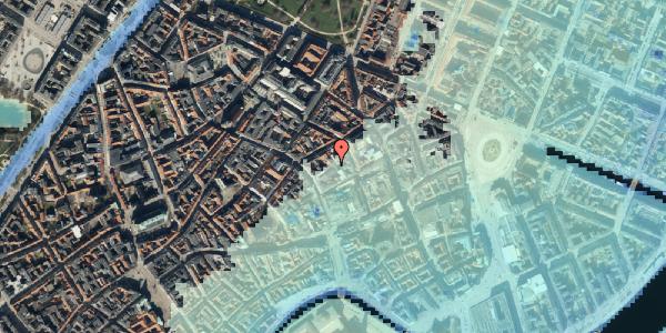 Stomflod og havvand på Købmagergade 26D, 2. , 1150 København K