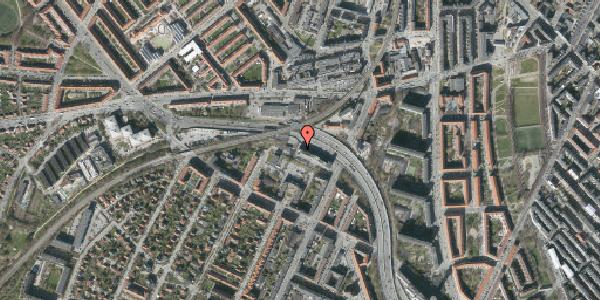 Stomflod og havvand på Nordre Fasanvej 209A, st. 1, 2000 Frederiksberg