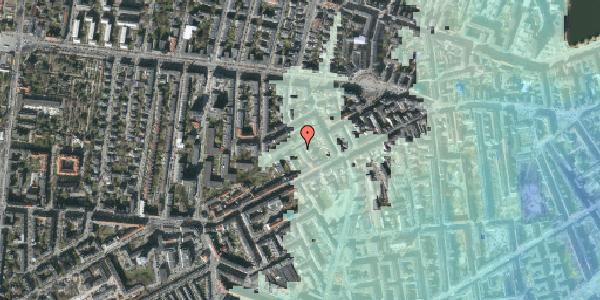 Stomflod og havvand på Vesterbrogade 116C, st. , 1620 København V