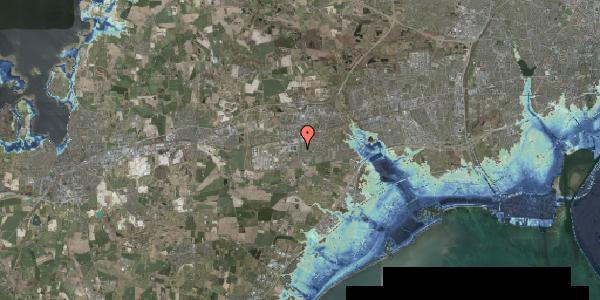 Stomflod og havvand på Egevangshusene 352, 2630 Taastrup