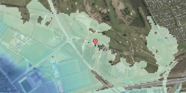Stomflod og havvand på Golfsvinget 6E, 2625 Vallensbæk