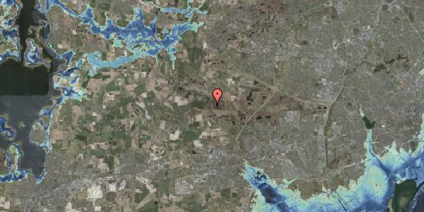 Stomflod og havvand på Solager 96, 2630 Taastrup