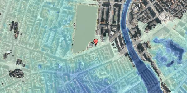 Stomflod og havvand på Gammel Kongevej 10, 2. , 1610 København V