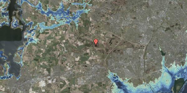 Stomflod og havvand på Solager 77, 2630 Taastrup